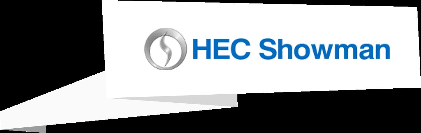 HEC showman client logo
